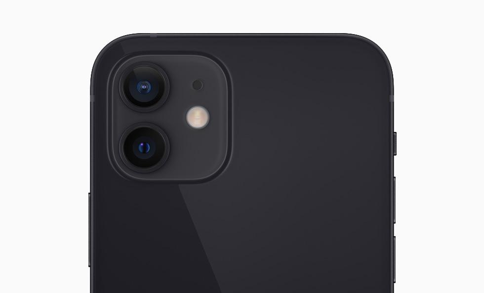 Apple iPhone 12 Improved Camera