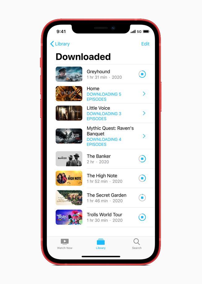 Apple iPhone 12 5G Download Speeds